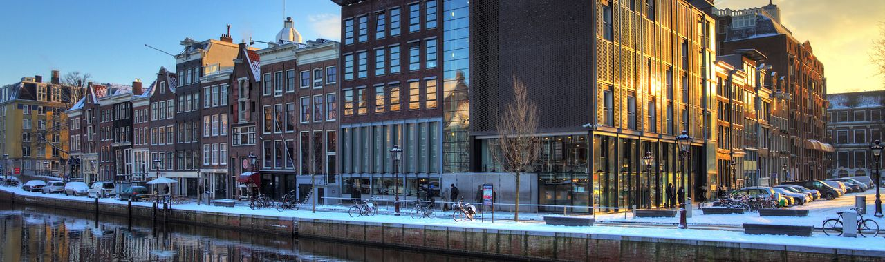 The Anne Frank House in Amsterdam - Adagio-city.com