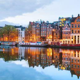 L'irrésistible charme des canaux d'Amsterdam