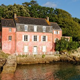 Vannes : La maison rose