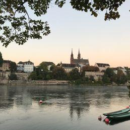 Pfalz in Basel
