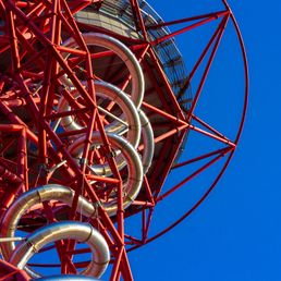 London Stratford Orbit Tower