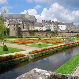 Jardin des Remparts à Vannes