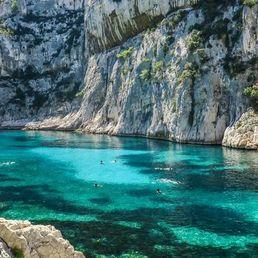 Se balader dans les calanques de Marseille