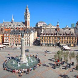 Location d'appartement saisonnier à Lille