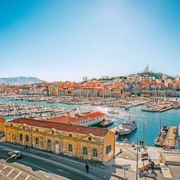 Location d'appartement vacances à Marseille