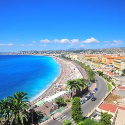 Location d'appartement de vacances à Nice