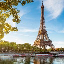 Hôtel avec vue sur la Tour Eiffel