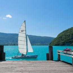 Annecy, Urlaub zwischen Ebenen und Bergen