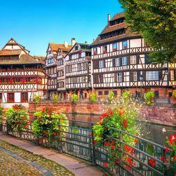 Déplacement professionnel et voyage affaires à Strasbourg