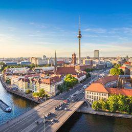 Berlin, eine Stadt in angenehmer Größe