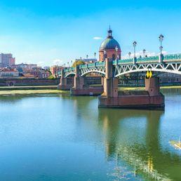 Ein Kurzurlaub in der rosaroten Stadt Toulouse