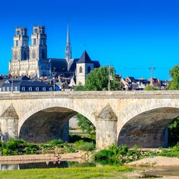 Partir en week-end à Orléans avec Adagio