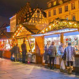 La magie des marchés de Noël en Alsace