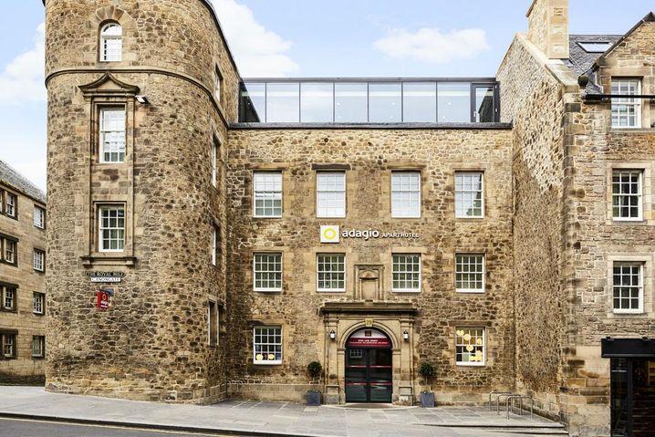Adagio Edinburgh