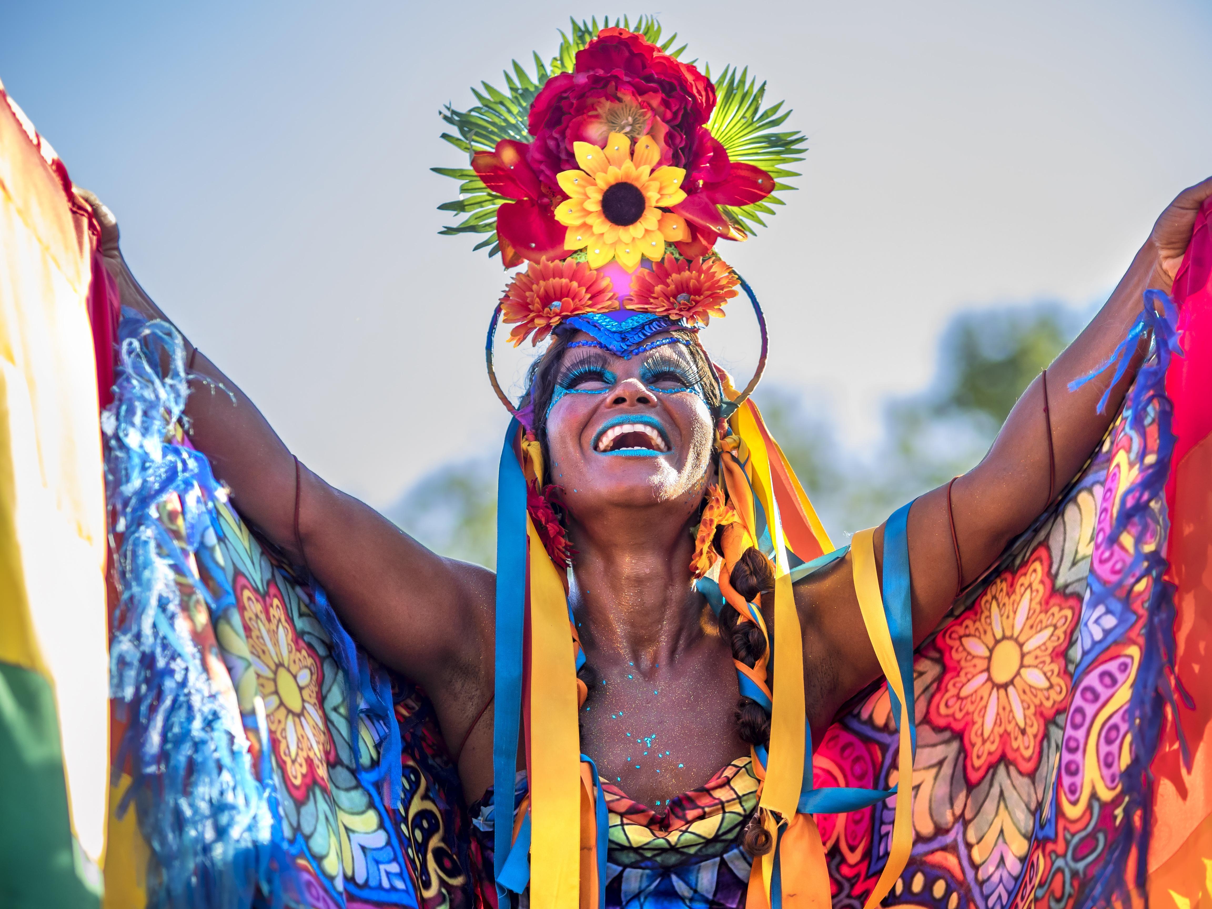 Partir assister au Carnaval de Rio de Janeiro