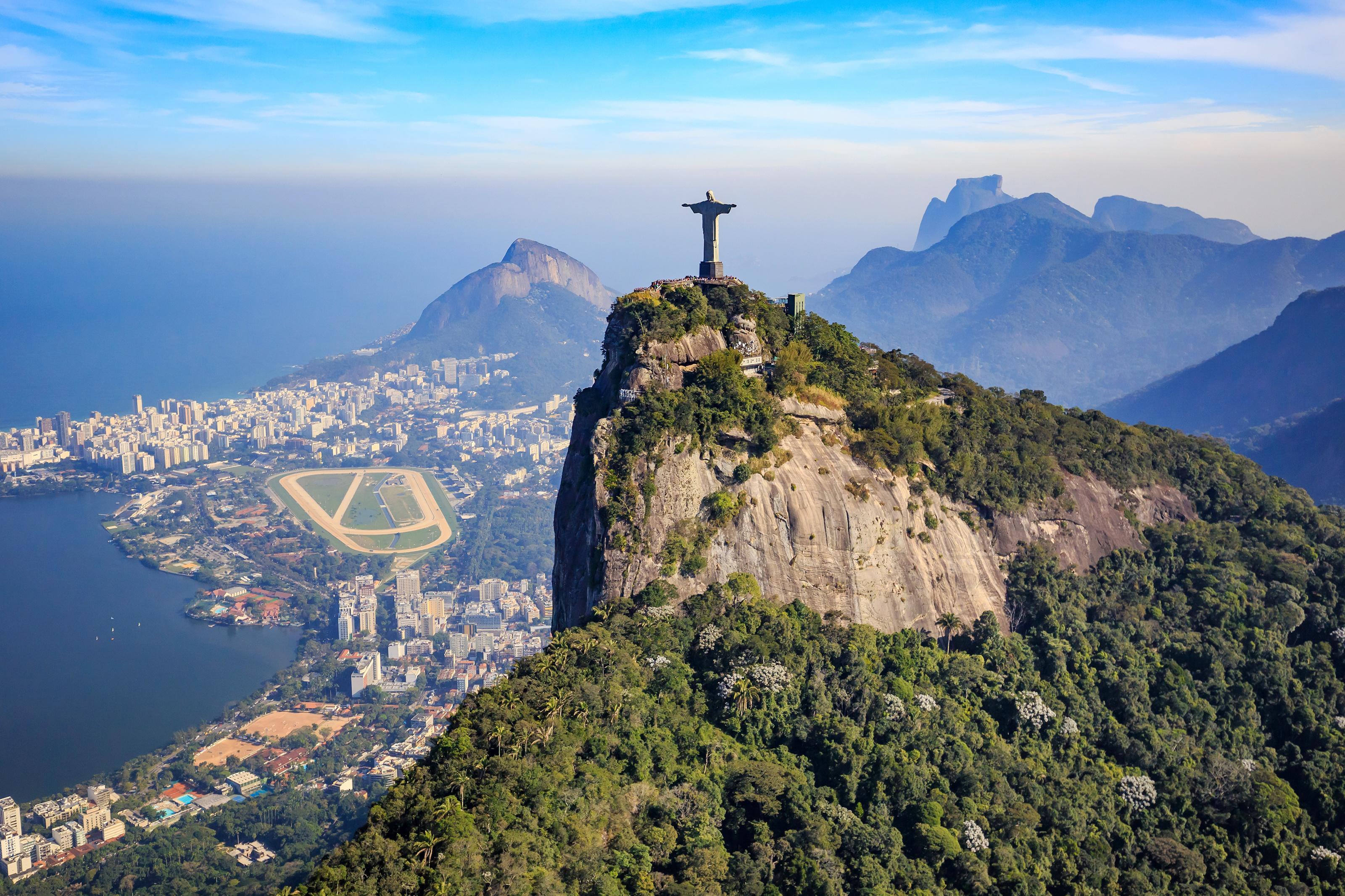 Découvrir le Corcovado de Rio de Janeiro