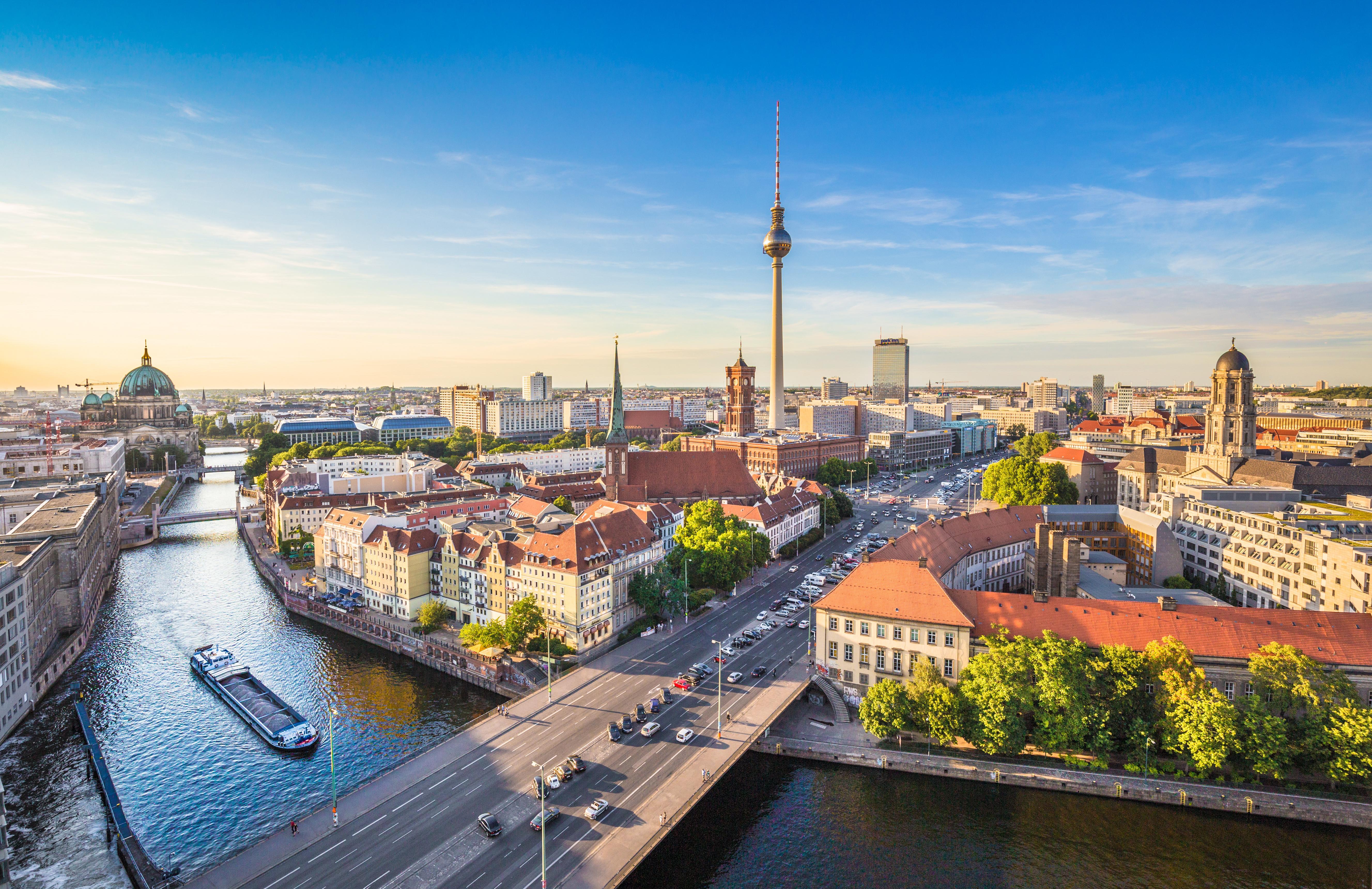 Aparthotel en Berlin